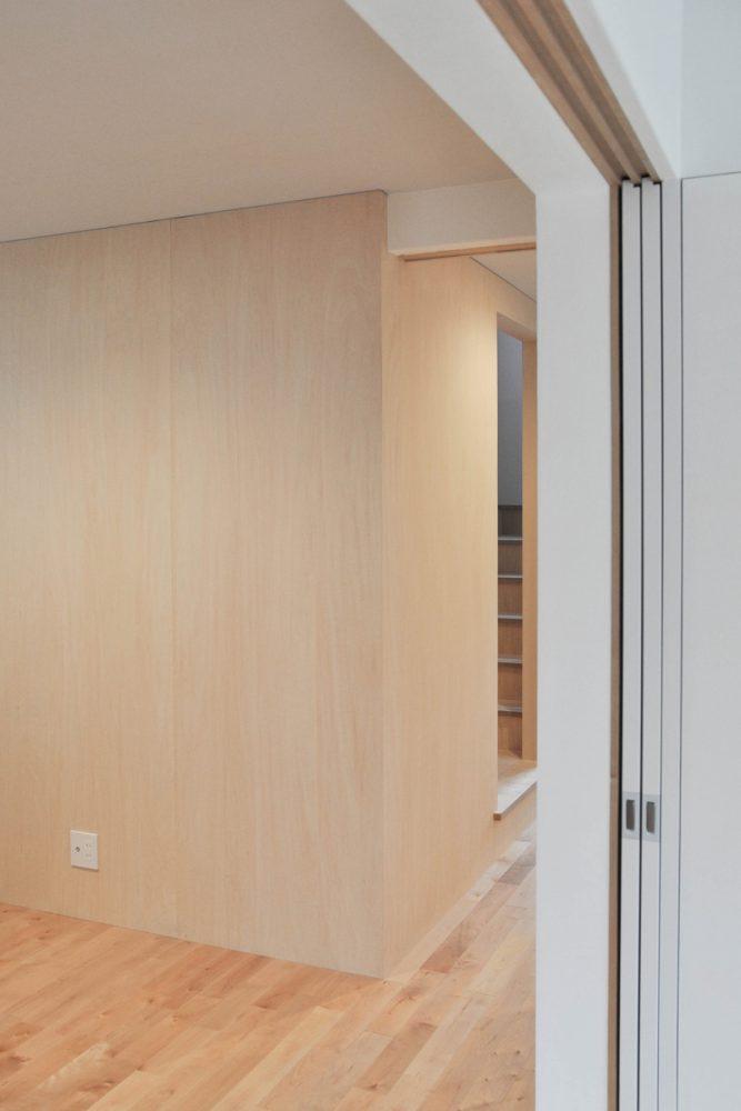 茨木の住宅 (改修)