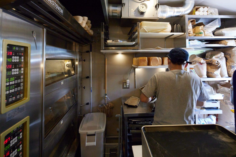 Bakery Uki (町家改修)