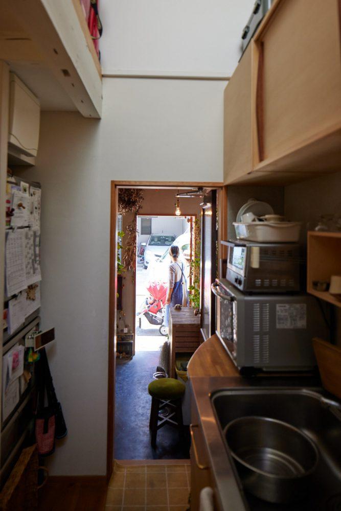 suuka + 住宅 (町家改修)