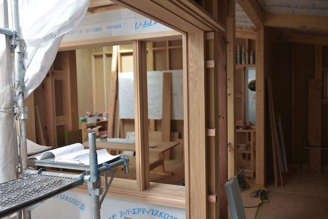 木製建具枠