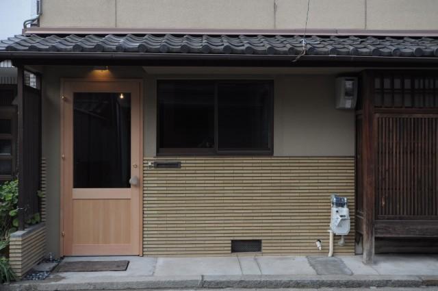 上京の町家 改修 竣工-1