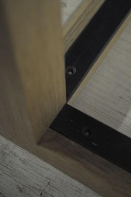什器-2 木と鉄と